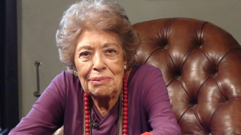 Diversamente Giovane: l'avvocato Giovanna Cau in un'immagine del documentario
