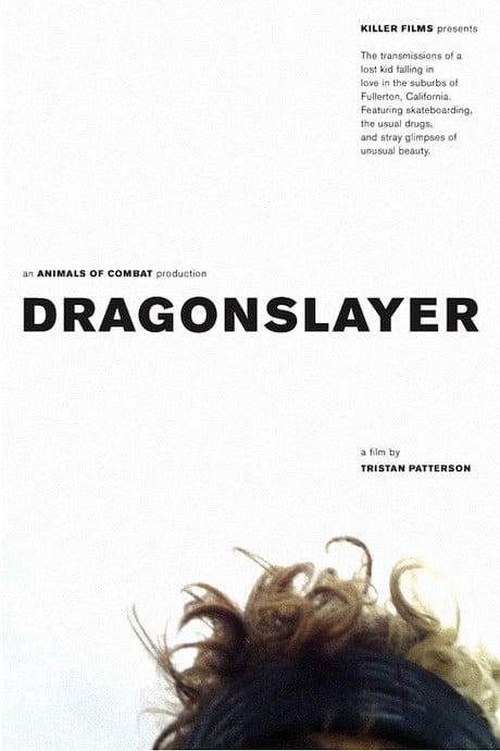 Dragonslayer, la locandina del film di Tristan Patterson