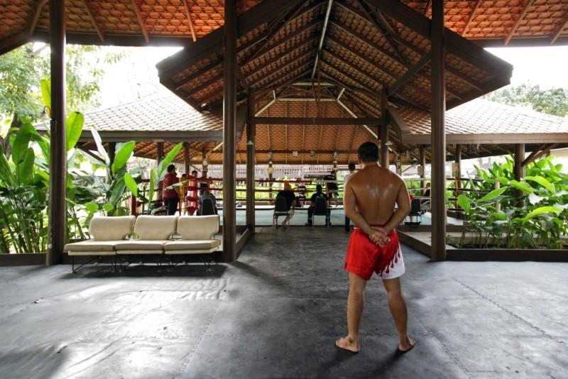 Grazia e furore: un'immagine del documentario di Heidi Rizzo sul Muay Thai