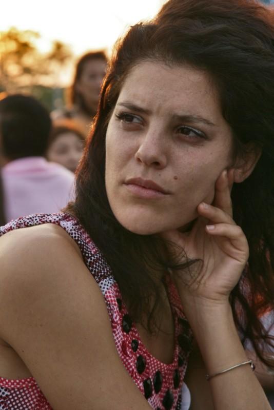 Heidi Rizzo, regista del documentario Grazia e Furore
