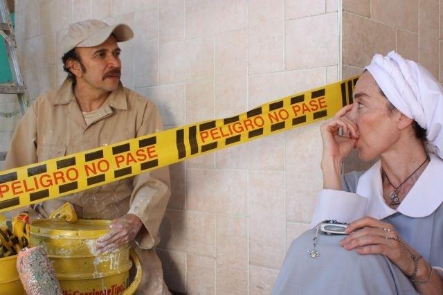 Locos, Cesar Badillo e Marcela Carvajal protagonisti del film