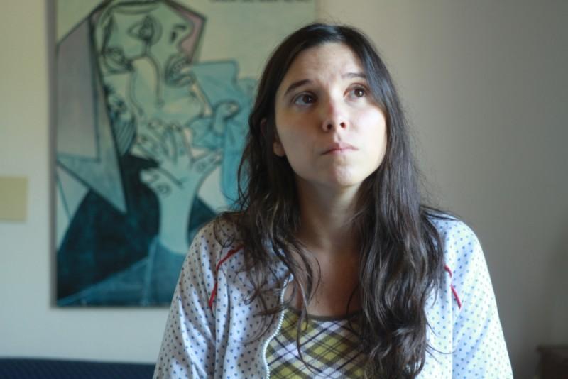 Ostende: Laura Paredes in un'immagine tratta dal film di Laura Citarella