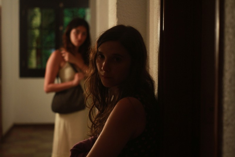 Ostende: un'immagine di Laura Paredes, protagonista del film