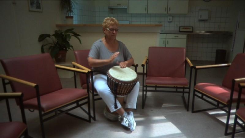 Peolpe in white, uno dei protagonisti del documentario incentrato sulla psicanalisi