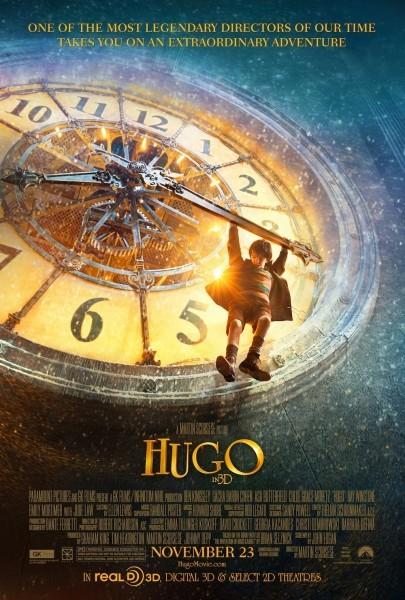 Hugo Cabret 3D: ecco una nuova suggestiva locandina