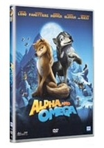 La copertina di Alpha and Omega (dvd)