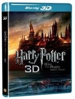 La copertina di Harry Potter e i doni della morte - parte 1 e 2 3D (blu-ray)