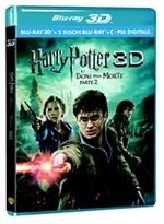 La copertina di Harry Potter e i doni della morte - parte 2 3D (blu-ray)