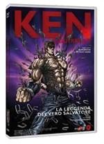 La copertina di Ken il guerriero - La Leggenda del vero salvatore (dvd)