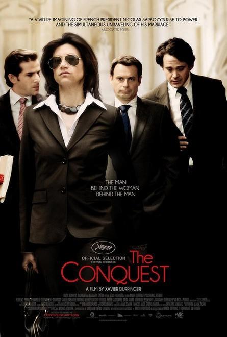 The Conquest (La conquête): poster USA