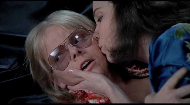 Il fantasma del palcoscenico: un bacio tra Paul Williams e Jessica Harper