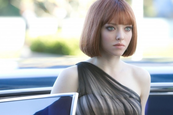 Amanda Seyfried in una scena di In Time