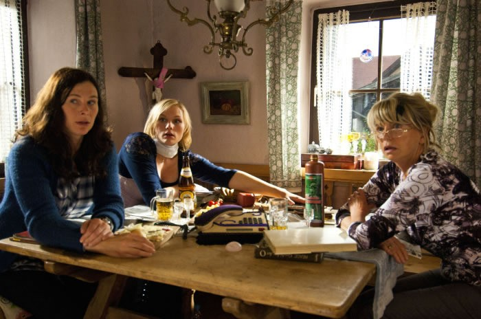 Eine ganz heiße Nummer: Bettina Mittendorfer, Rosalie Thomass e Gisela Schneeberger sono le simpatiche protagoniste del film