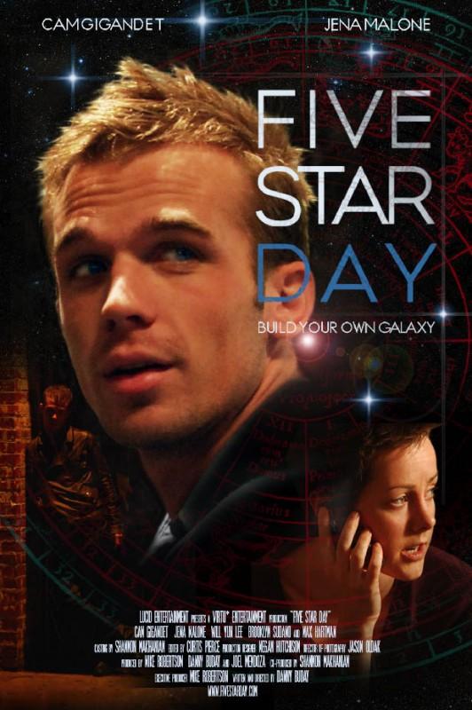 Five Star Day: la locandina del film