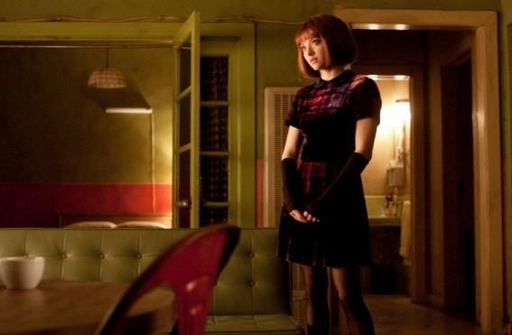 In Time: Amanda Seyfried in una immagine del film