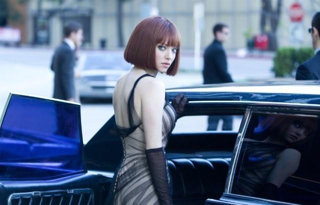In Time: Amanda Seyfried in una scena del film