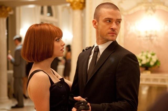 In Time: Justin Timberlake accanto ad Amanda Seyfried nel film