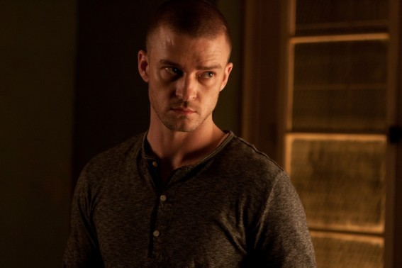 Justin Timberlake nel film In Time