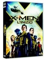 La copertina di X-Men: l'inizio (disco singolo) (dvd)