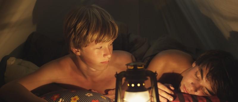 Noordzee, Texas: Jelle Florizoone e Mathias Vergels sono protagonisti del film di Bavo Defurne