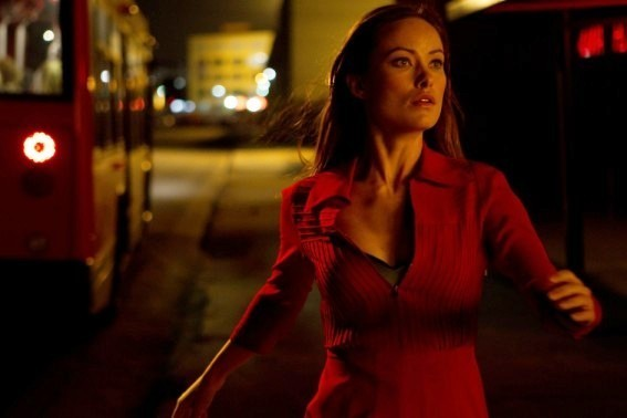Olivia Wilde nel film In Time