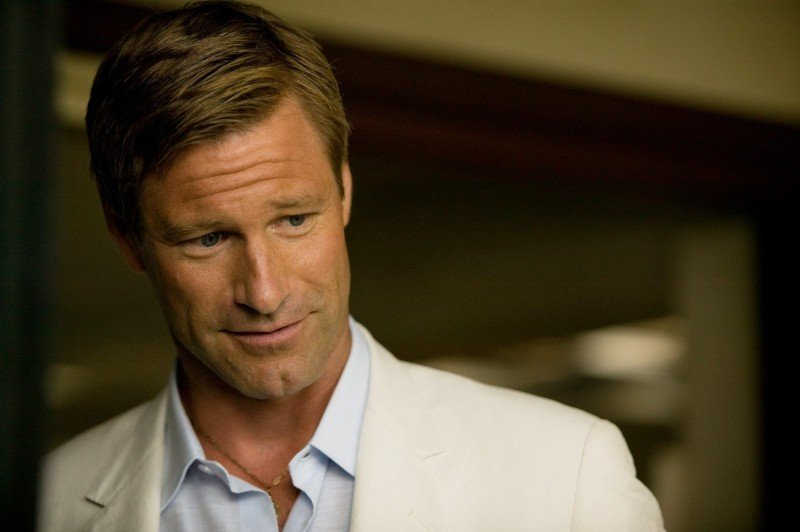 The Rum Diary: Aaron Eckhart in una scena
