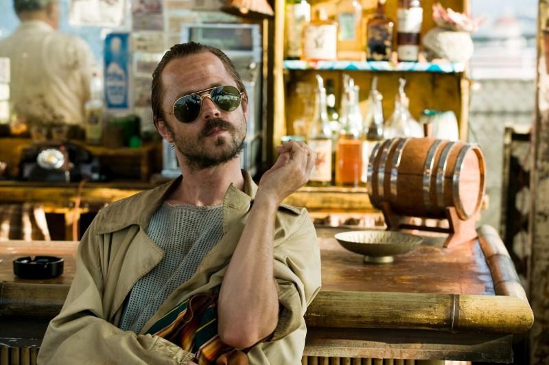 The Rum Diary: Giovanni Ribisi in una scena del film