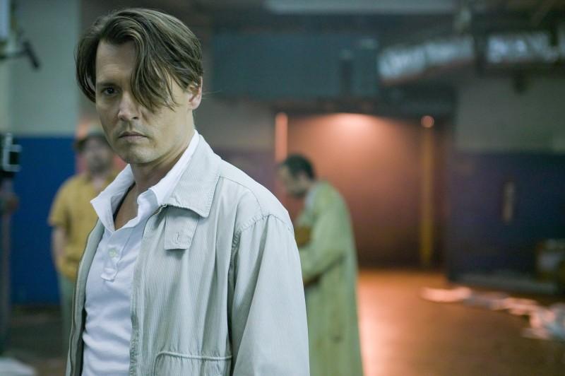 The Rum Diary: Johnny Depp in una immagine del film