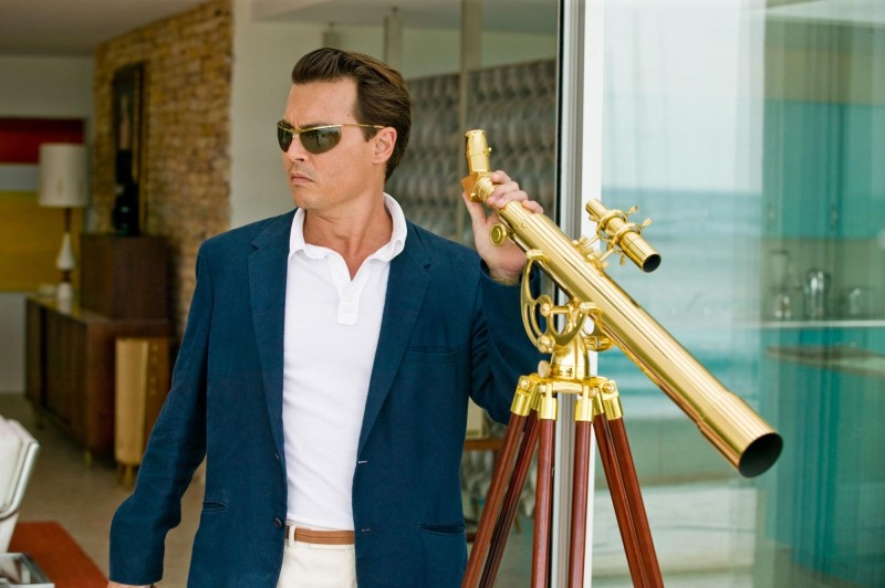 The Rum Diary: Johnny Depp nei panni di Paul Kemp