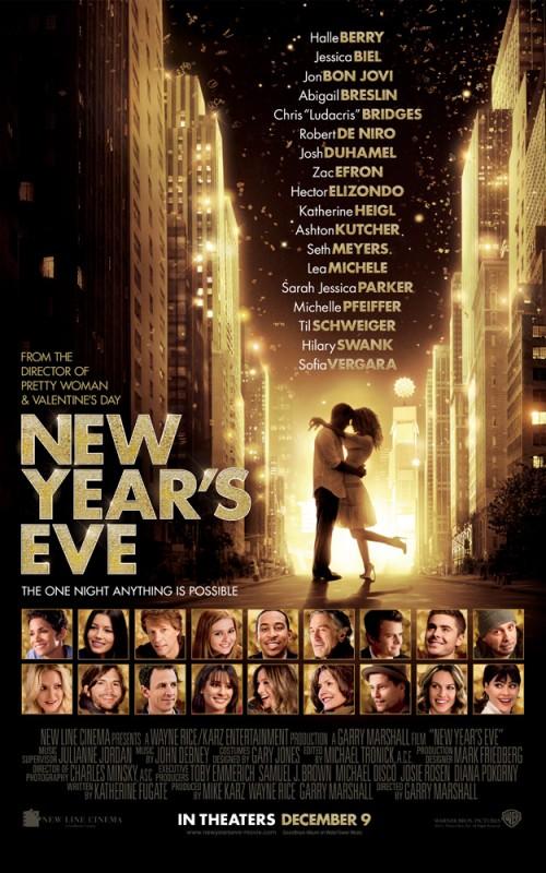 Capodanno a New York: ecco una nuova scintillante locandina