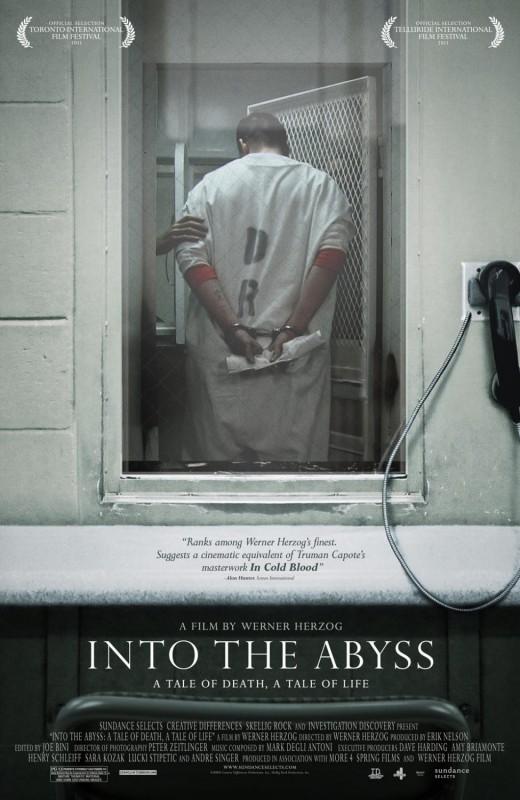 Into the Abyss: la locandina del film