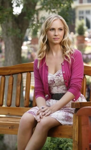 The Vampire Diaries: Candice Accola nell'episodio Disturbing Behavior