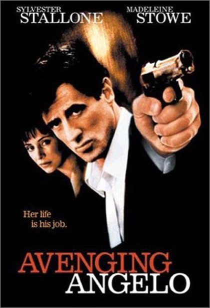 Avenging Angelo - Vendicando Angelo: la locandina del film