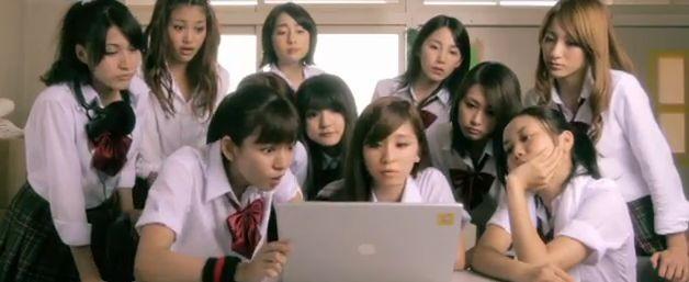 Le ragazze di Cheerfu11y