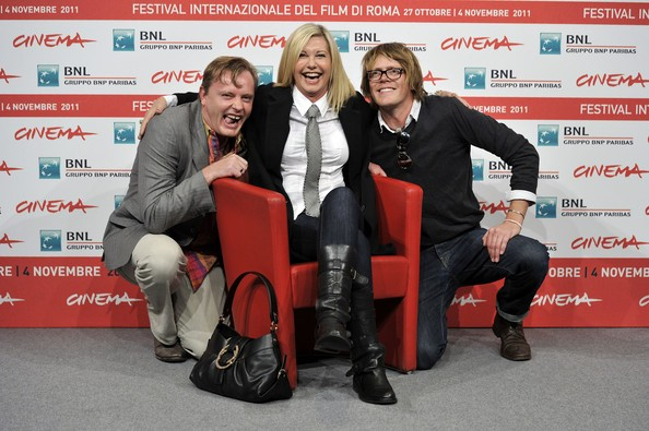 Olivia Newton-John, Stephan Elliott e Kris Marshall presentano A Few Best Men a Roma 2011