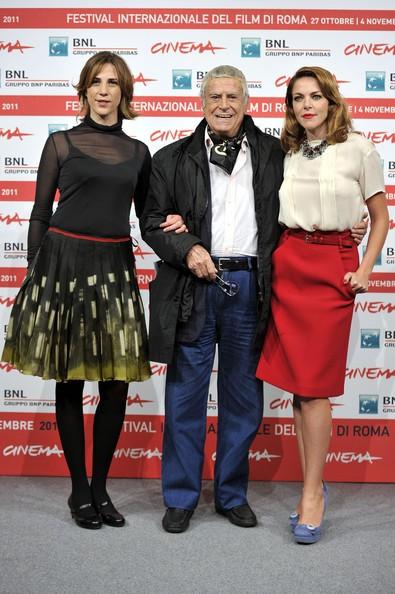 Roma 2011: Claudia Gerini, Raffaele Pisu e Claudia Coli presentano Il mio domani