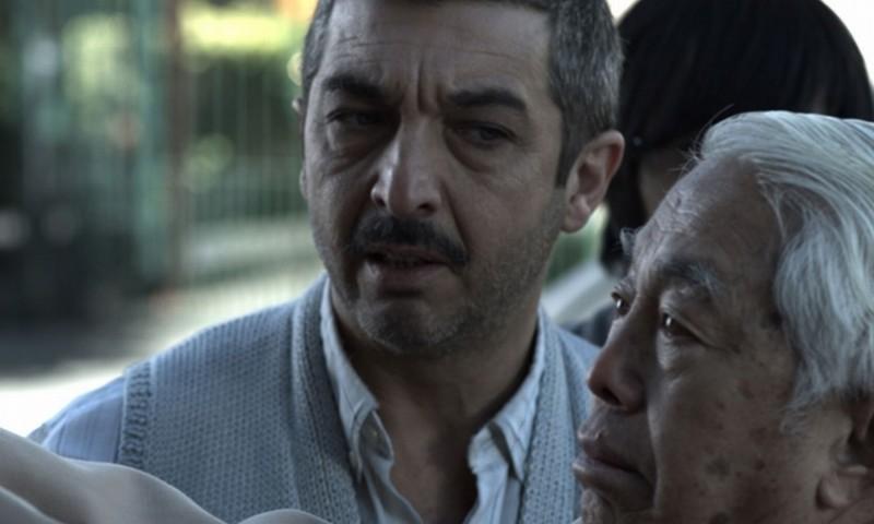 Un cuento chino, Ricardo Darìn nei panni di roberto in una scena del film
