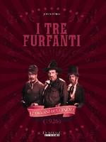 La copertina di I tre furfanti (dvd)