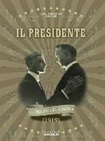 La copertina di Il Presidente (dvd)