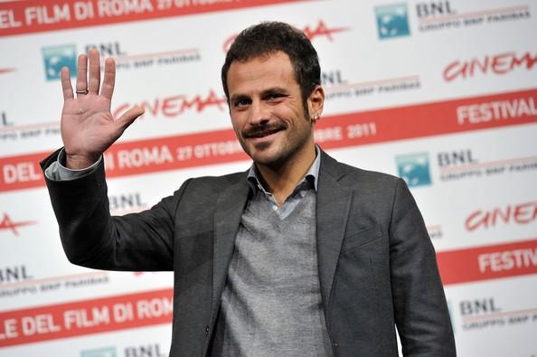 Pippo mezzapesa durante il photocall del Festival del Film di Roma