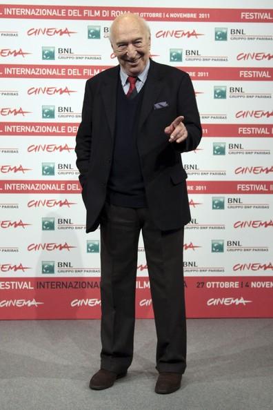Giuliano Montaldo, regista de L'industriale, al Festival di Roma