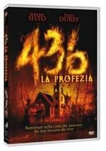 La copertina di 436 - La profezia (dvd)