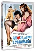 La copertina di Amori, letti e tradimenti (dvd)