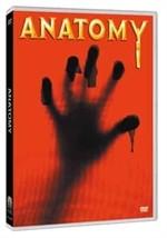 La copertina di Anatomy (dvd)