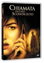 La copertina di Chiamata da uno sconosciuto (dvd)