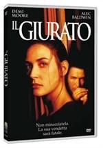 La copertina di Il giurato (dvd)