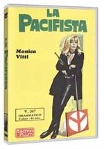La copertina di La pacifista (dvd)