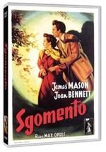 La copertina di Sgomento (dvd)