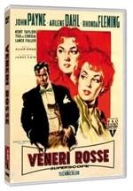 La copertina di Veneri rosse (dvd)