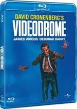 La copertina di Videodrome (blu-ray)